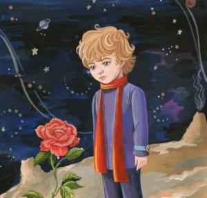 Маленький принц. А. Экзюпери. Краткое содержание.