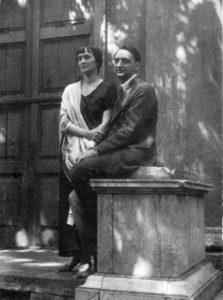 Ахиатова и Пунин