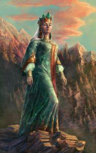 «Хозяйка медной горы» сказка