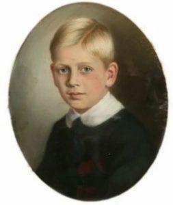 Ганс Кристиан Андерсен в детстве